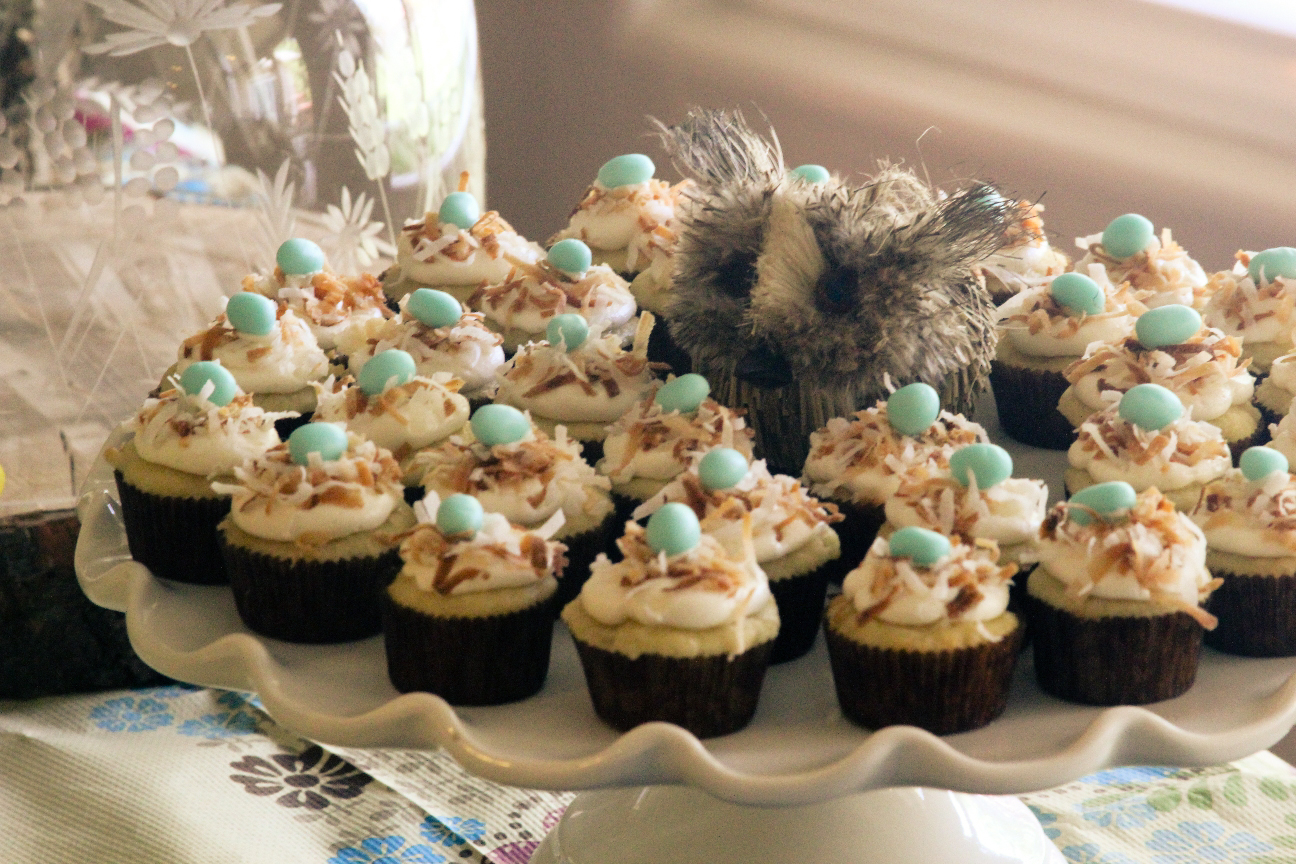 baby shower woodland dreams